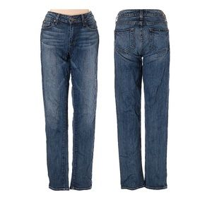 Paige sz 27 regular length designer blue jeans!